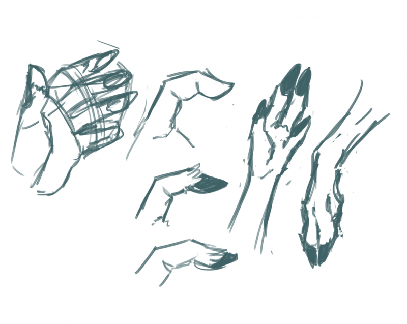 Goat Hands