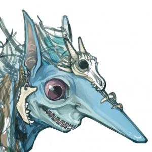 Sea Goblin WIP